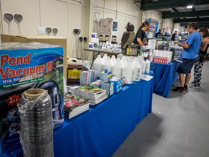 Koi & Goldfish Show: Vendor Booths